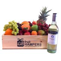 white wine fruit hampers
