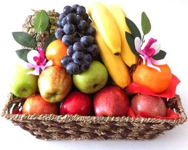 Fruit Hampers + Fruit Baskets