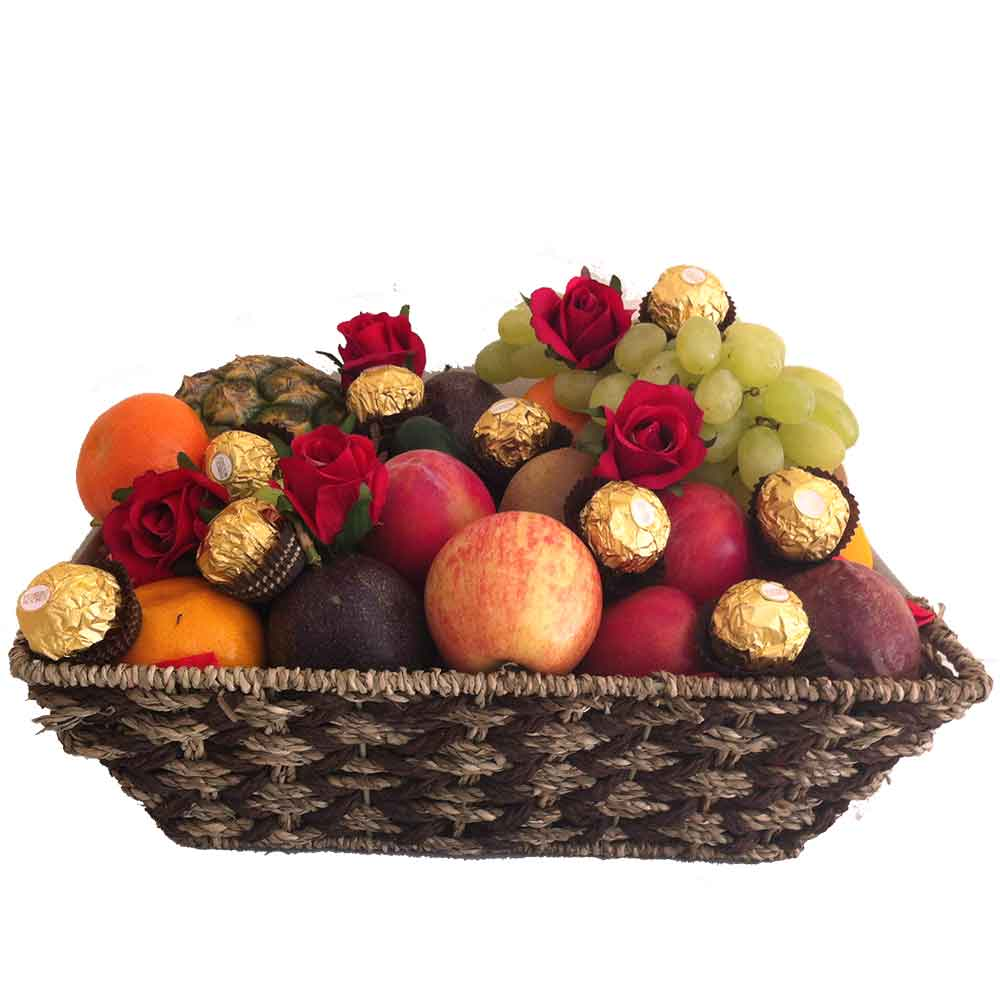 Mother's Day Fruit Basket