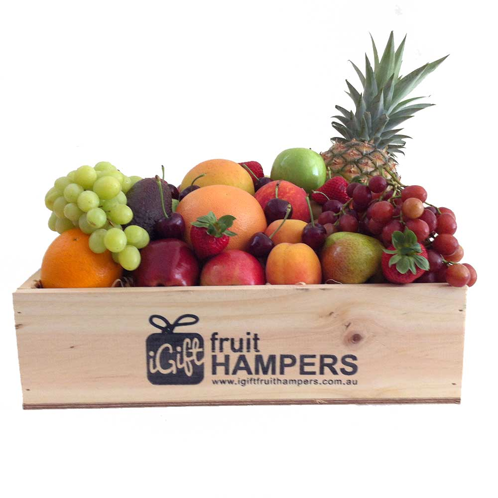 fruit only hamper