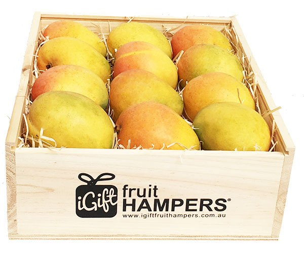 Deluxe Mango Gift Boxes - Large