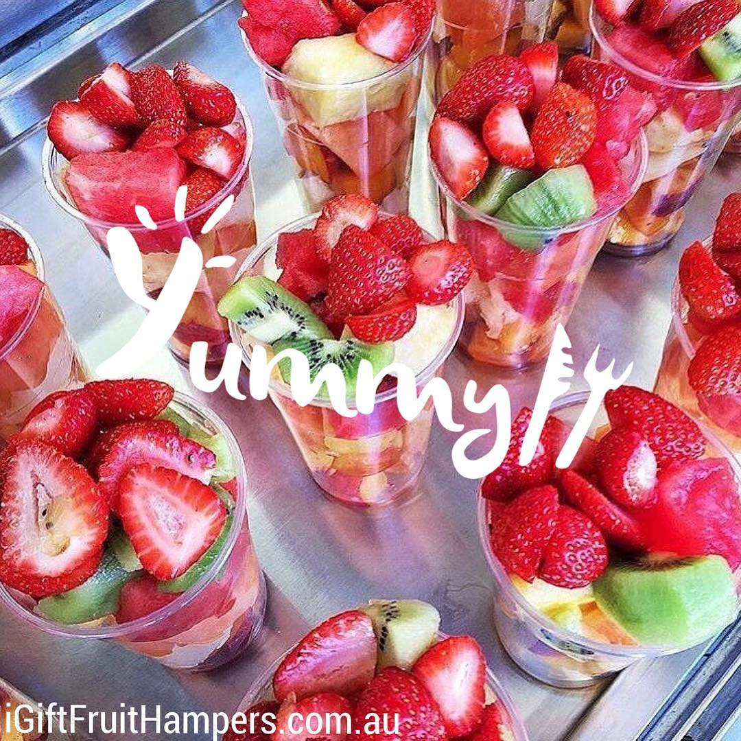 Strawberry Gift Boxes Igift Pty Ltd Australian Owned